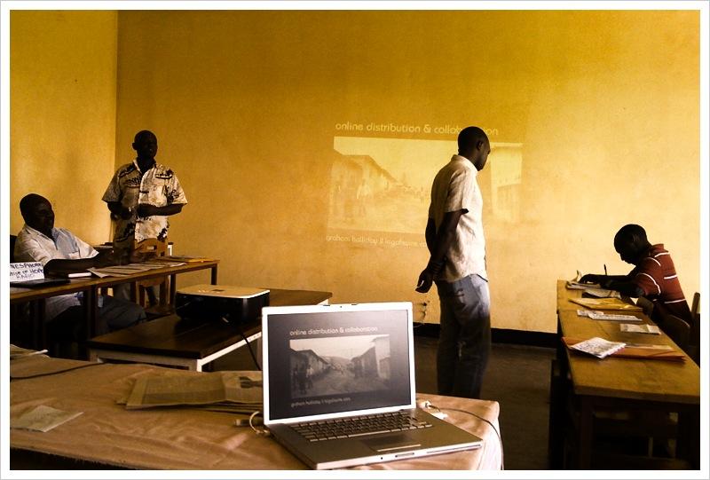 training editors in kigali