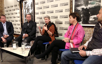 Thumbnail image for Frontline Club discussion, Communicating about Syria