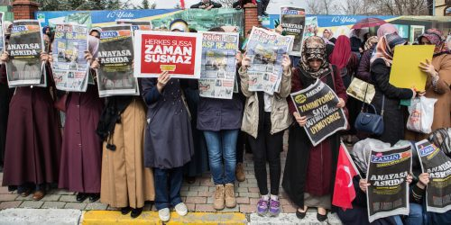 Dissent and Censorship in Turkey FEATURED