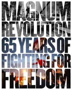 Magnum Revolution Cover