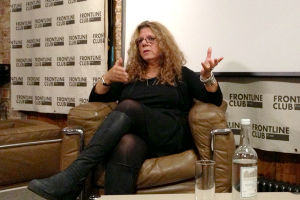 Trisha Ziff Q&A - The Mexican Suitcase, Frontline Club