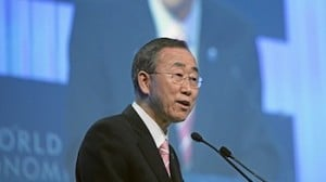 Redefining Sustainable Development: Ki-moon