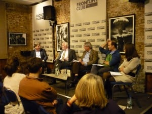 Covering poverty in an indifferent world Frontline Club