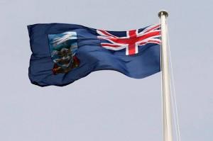 Falklandsflag