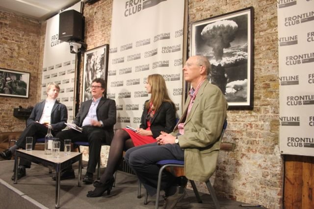 The panellists discuss if North Korea is a threat or a fake.