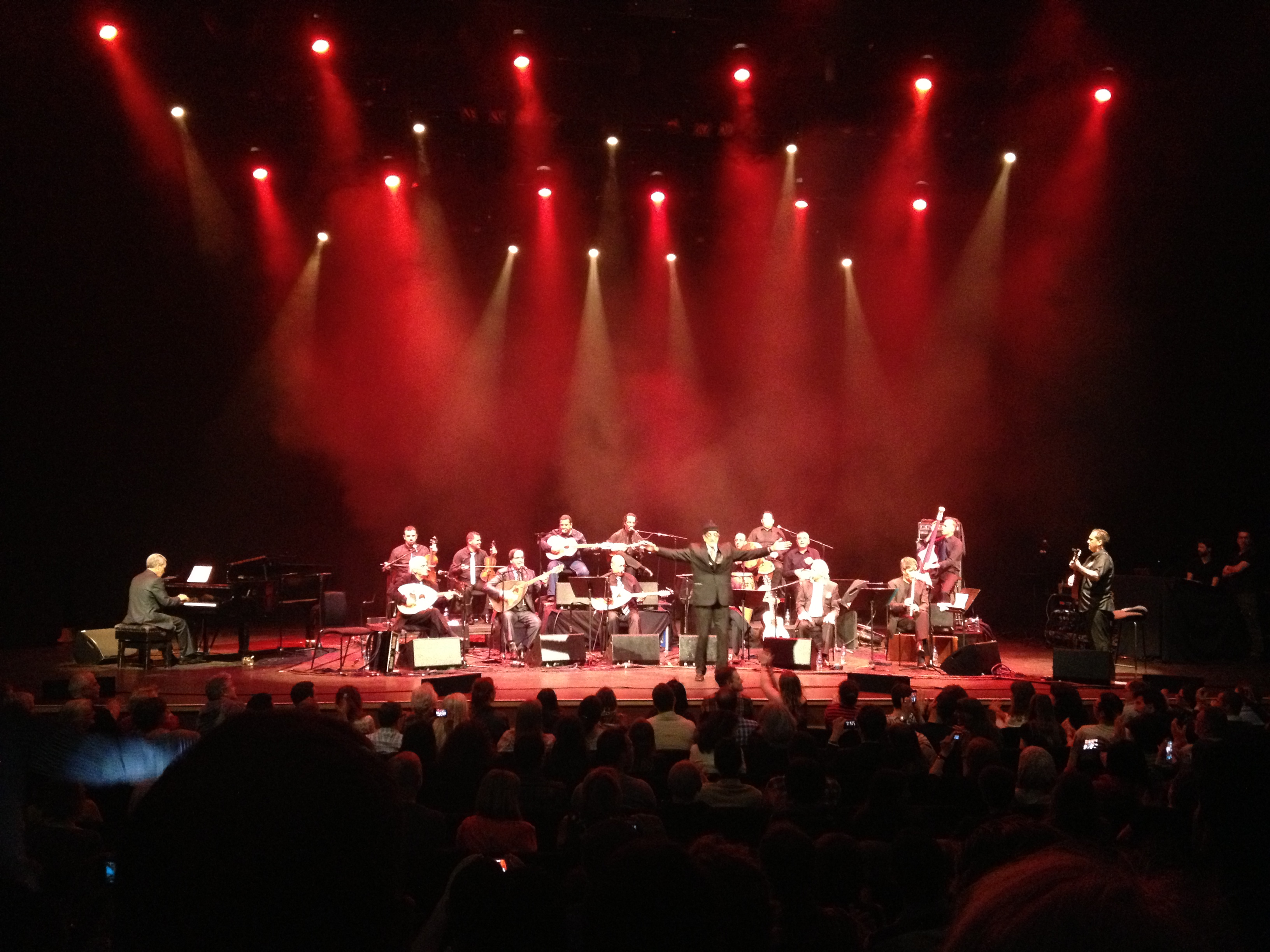 El Gusto Orchestra at the Barbican