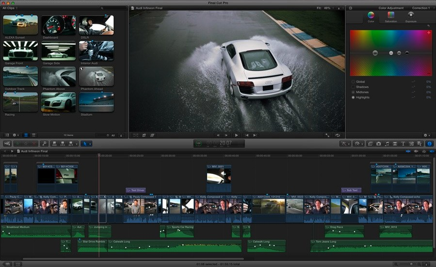 final cut pro latest version for windows