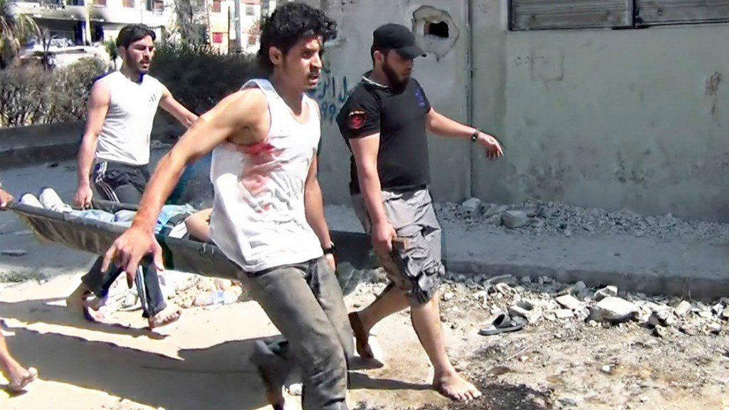 Return to Homs – World Cinema Grand Jury Prize: Documentary Sundance 2014