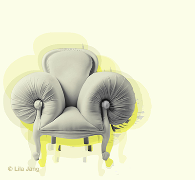 Couch by Lila Jang