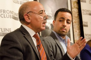 , Libyan politician and former NTC envoy to the UK
