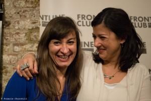 Linsey Addario and Alexia Singh