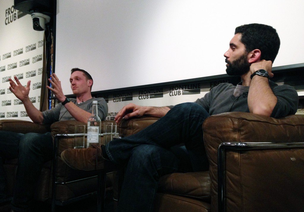 Directors Michael McEvoy and Saeed Taji Farouky discuss their new film Tell Spring Not to Come This Year.