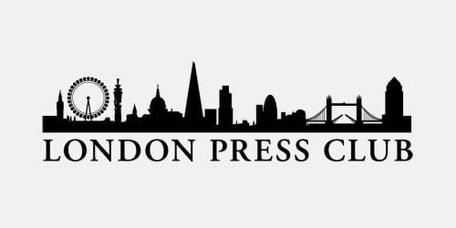 London Press Club Logo - the Frontline Club
