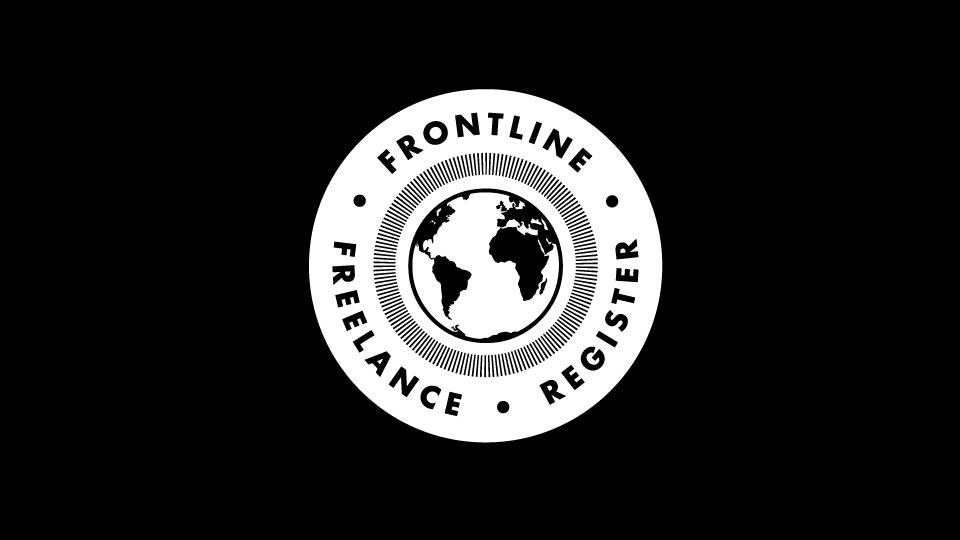 Frontline Freelance Register logo