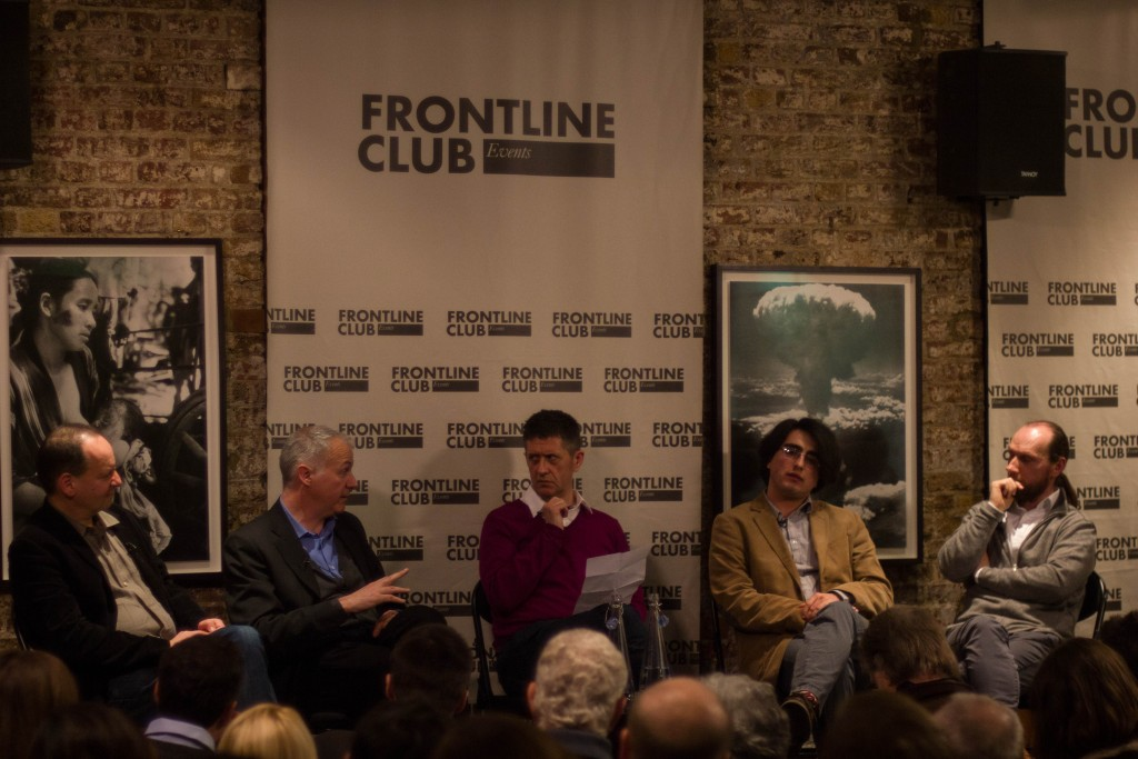 Frontline Club Balkan War criminals event