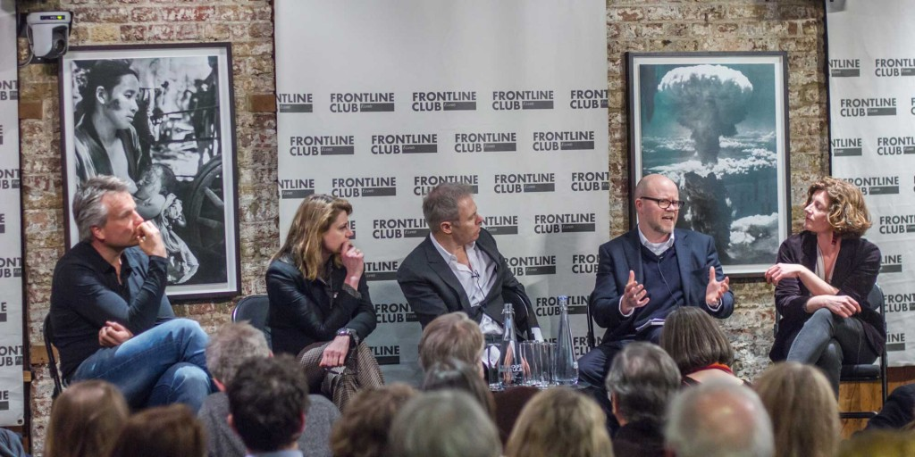 The Frontline Club Brexit debate.