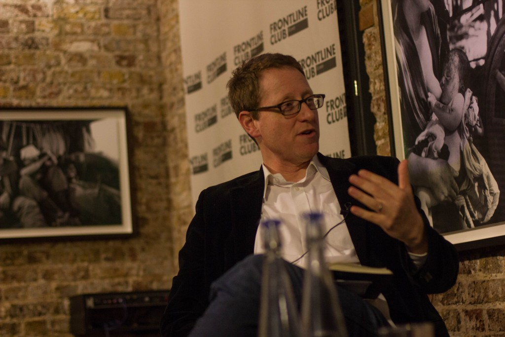 Jonathan Freedland. Photo: Tolly Robinson