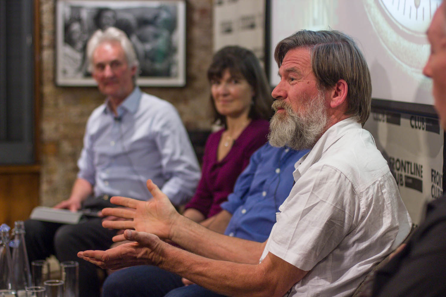 Tolly Robinson SES Illegal Wildlife Trafficking Frontline Club