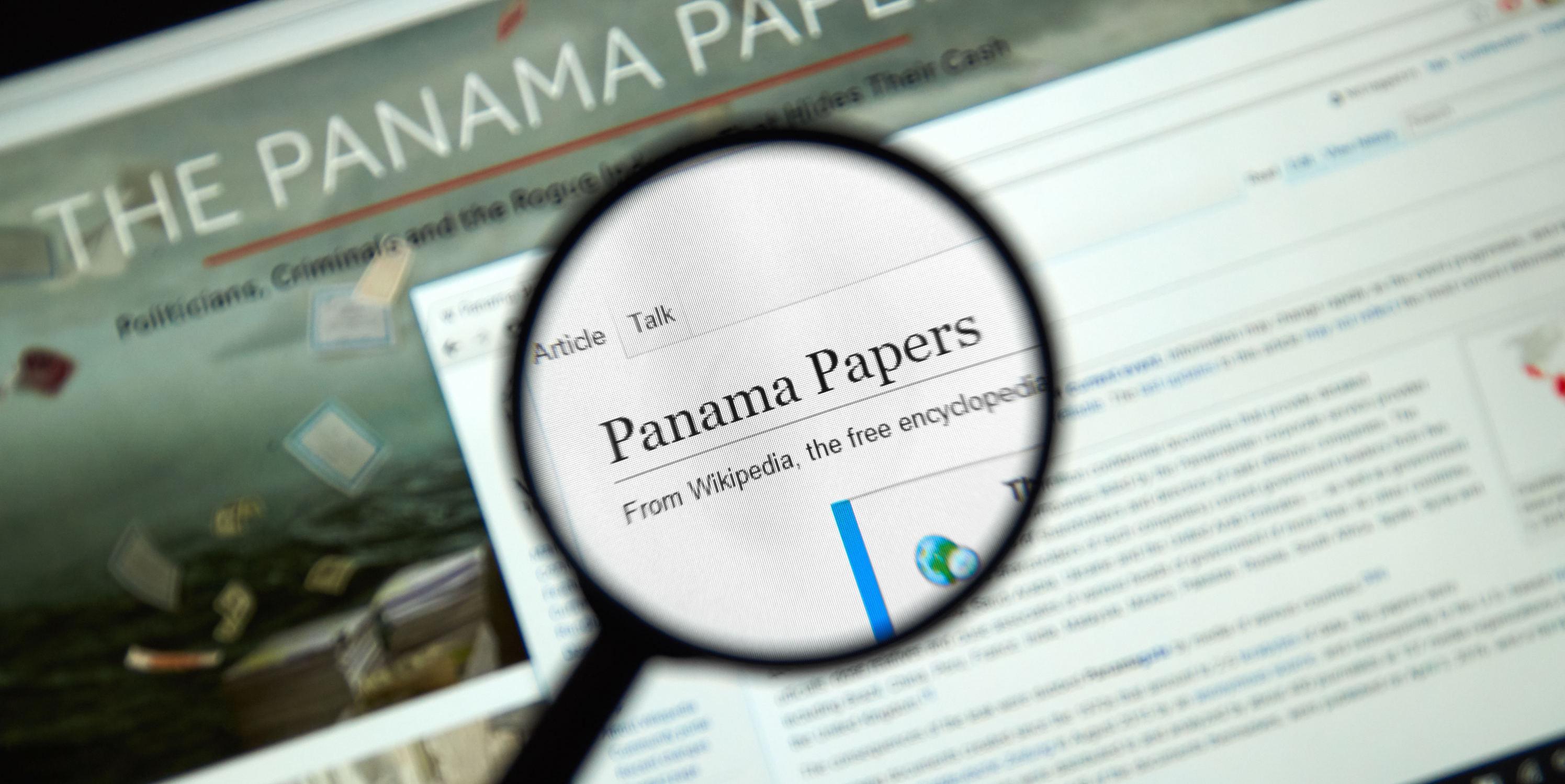 panama papers image