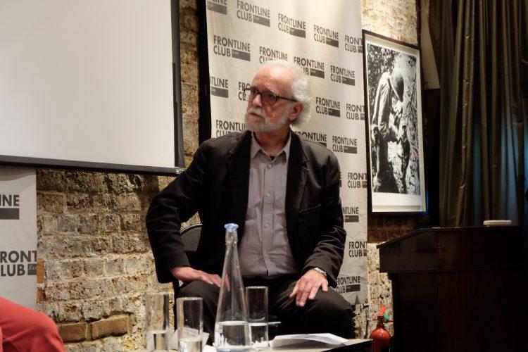 Former Czech ambassador to the UK, Pavel Seifter