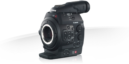 Workshop: Shooting Video with Canon C200 & C300 | Frontline Club